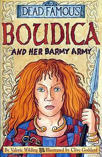 cover - Boudica and her Barmy Army