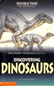 cover - Discovering Dinosaurs