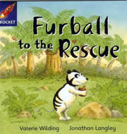 cover - Furball to the Rescue