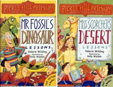 covers - Pickle Hill Primary