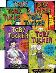 covers - Toby Tucker