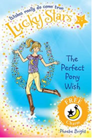 cover - The Perfect Pony Wish