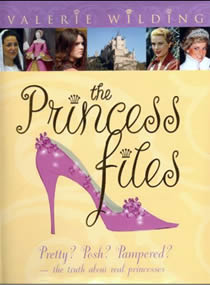 cover - The Princess Files
