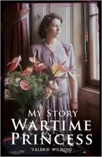 cover - Wartime Princeess